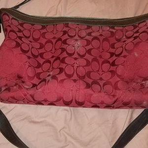 Crossbody Coach Purse
